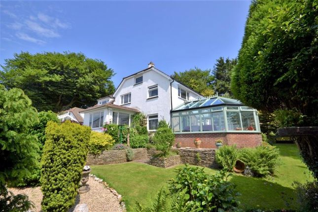 Thumbnail Detached house for sale in Launceston Road, Callington, Cornwall