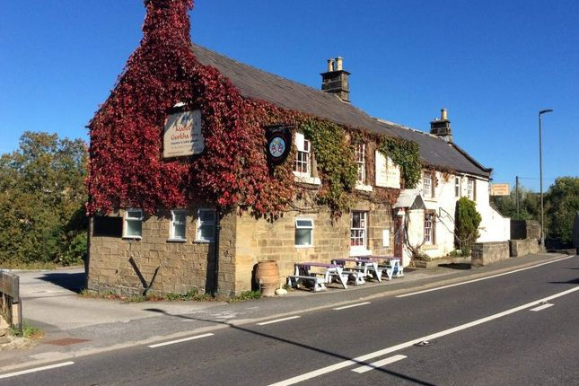 Thumbnail Restaurant/cafe for sale in The Cliff, Tansley, Matlock