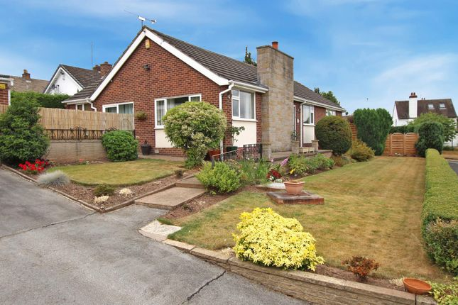 Thumbnail Detached bungalow for sale in Field Close, Gedling, Nottingham