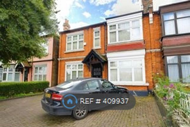 Thumbnail Terraced house to rent in Bowes Road, London