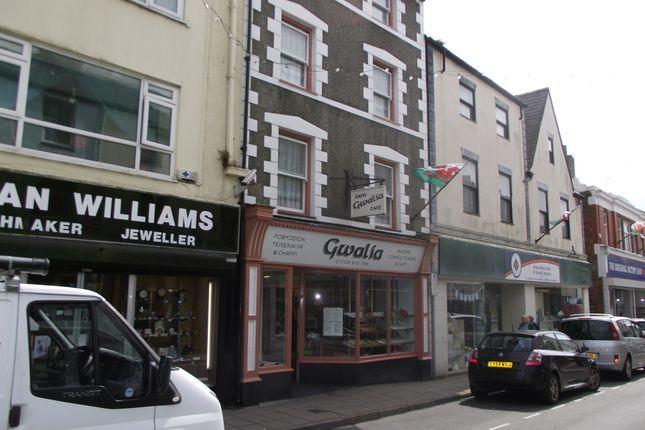 Thumbnail Property for sale in High Street, Pwllheli, Gwynedd