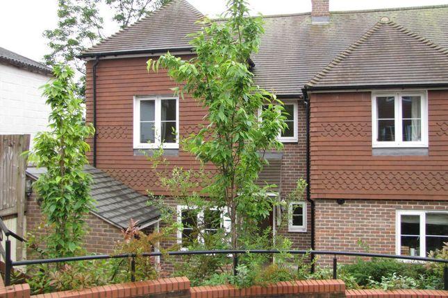 Thumbnail Terraced house to rent in Arlowe Drive, Southampton