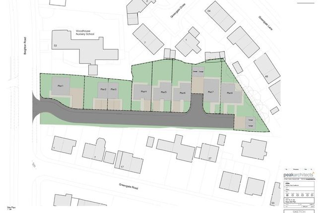 Thumbnail Land for sale in Beighton Road, Woodhouse, Sheffield