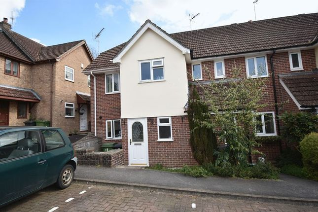 Thumbnail Terraced house to rent in Hillcrest Court, Basingstoke