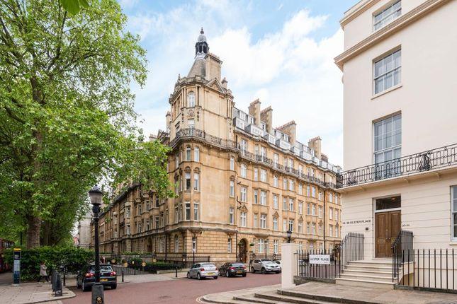 Thumbnail Flat to rent in Marylebone Road, St John`S Wood