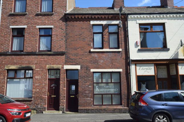 Front of Rawlinson Street, Barrow-In-Furness LA14