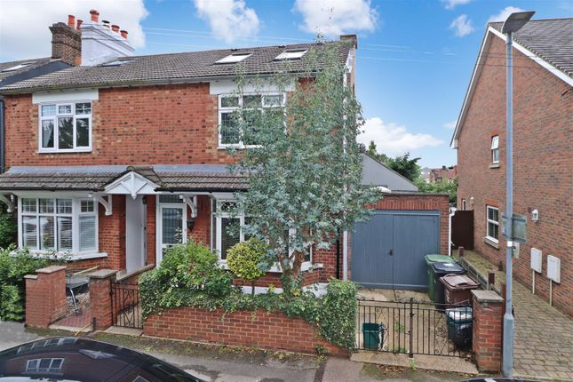 Thumbnail Semi-detached house for sale in Royal Road, St.Albans