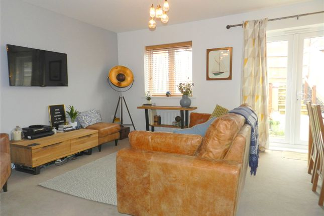 Thumbnail Terraced house for sale in Oatway Road, Tidworth, Wiltshire