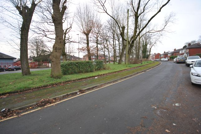 View From Front of Rivington Crescent, Pendlebury, Swinton, Manchester M27