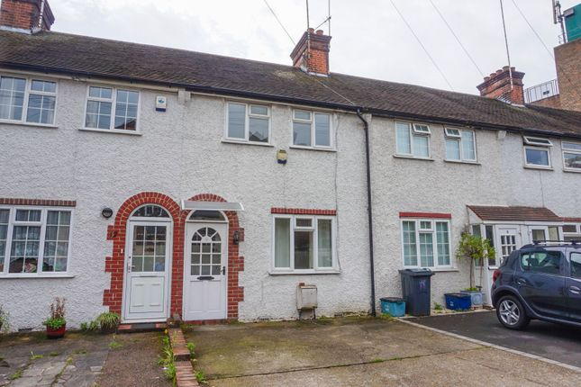 The Property of Woburn Avenue, Purley CR8