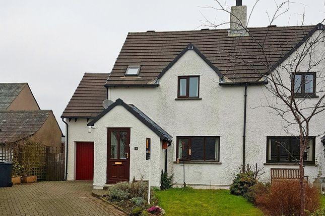 Thumbnail Semi-detached house to rent in Ash Meadow, Kendal