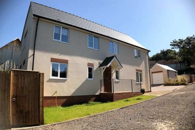 Thumbnail Detached house for sale in Buckshaft, Cinderford, Gloucestershire