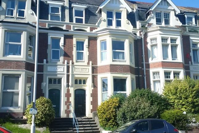 Thumbnail Shared accommodation to rent in Lipson Road, Lipson, Plymouth