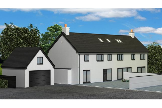Thumbnail Detached house to rent in Parklands Mews, Hessle