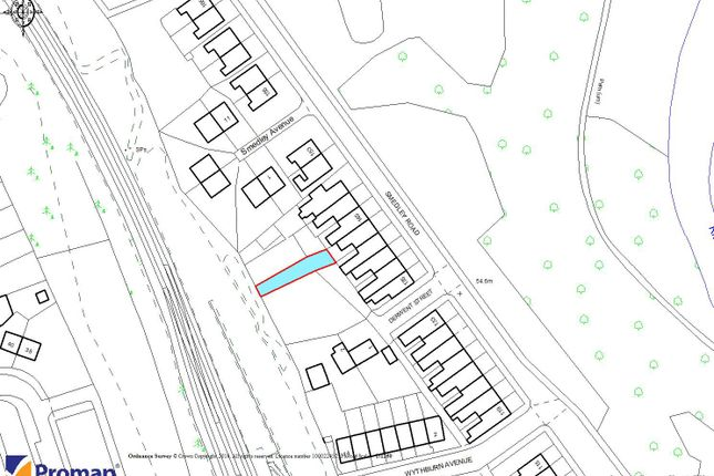 Land for sale in Smedley Road, Cheetham Hill, Manchester
