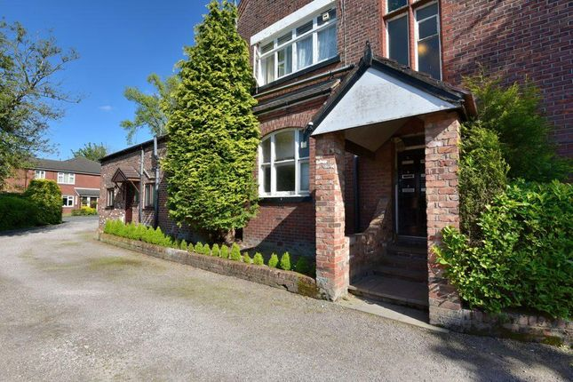 Thumbnail Flat for sale in Hampstead Lane, Great Moor, Stockport