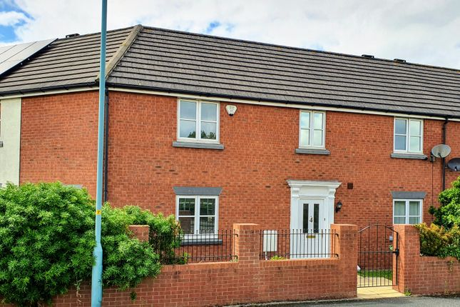 Thumbnail Terraced house for sale in Blaisdon Way, Cheltenham