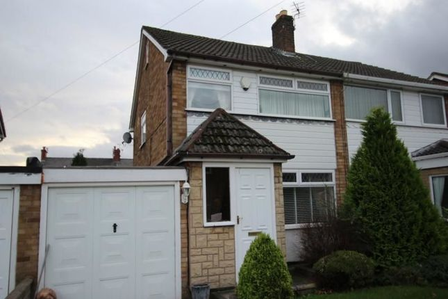 Thumbnail Semi-detached house for sale in Severn Close, St. Helens