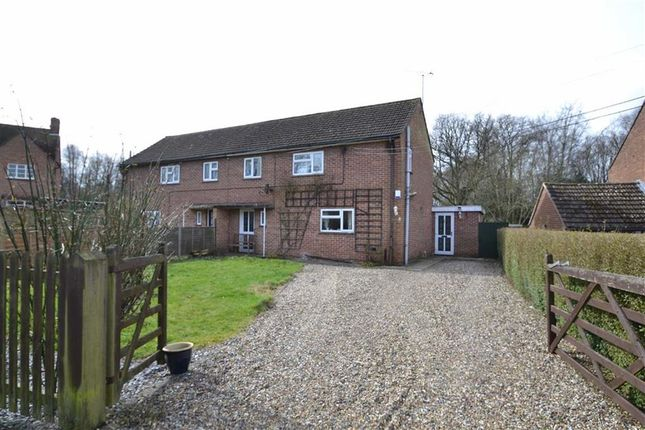 Thumbnail Semi-detached house for sale in Robins Hill, Inkpen, Berkshire