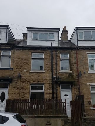 Thumbnail Terraced house to rent in West Field Terrace, Bradford