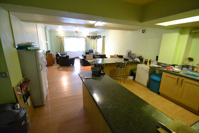 Kitchen To Lounge View