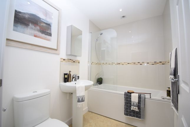 1 bed flat to rent in Carcaixent Square, London Road, Newbury RG14