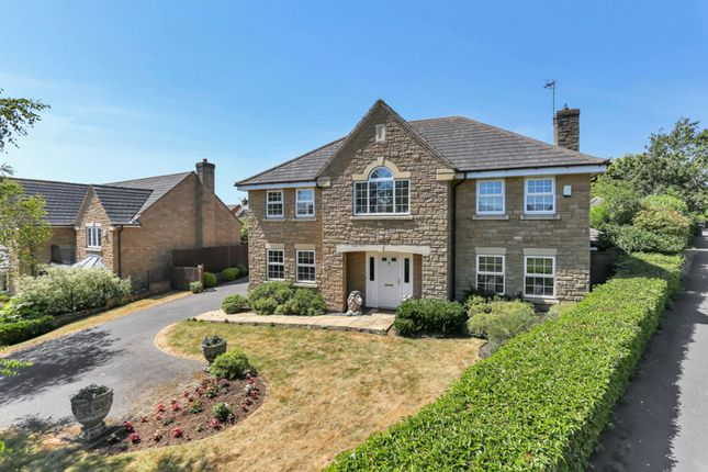 Thumbnail Detached house for sale in Weare Close, Billesdon