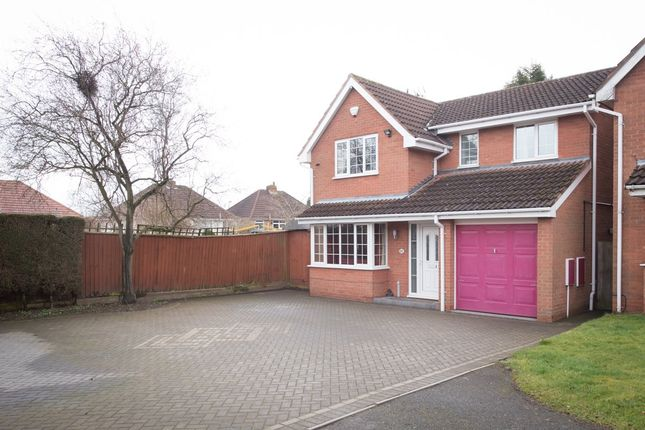 Thumbnail Detached house for sale in Hawthorn Brook Way, Erdington, Birmingham