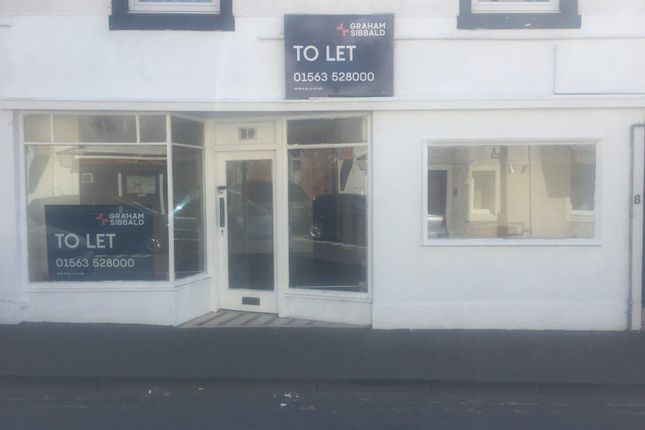 Thumbnail Retail premises to let in 10 Nelson Street, Largs