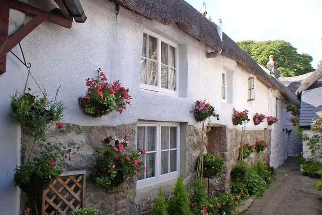Thumbnail Cottage to rent in High Street, Chagford, Newton Abbot