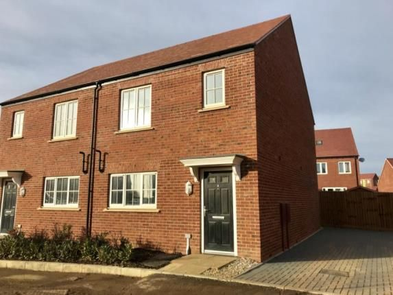 3 bed semi-detached house for sale in Horley Drive, Banbury, Oxfordshire