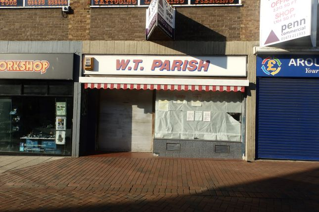 Thumbnail Retail premises to let in Westgate Street, Ipswich