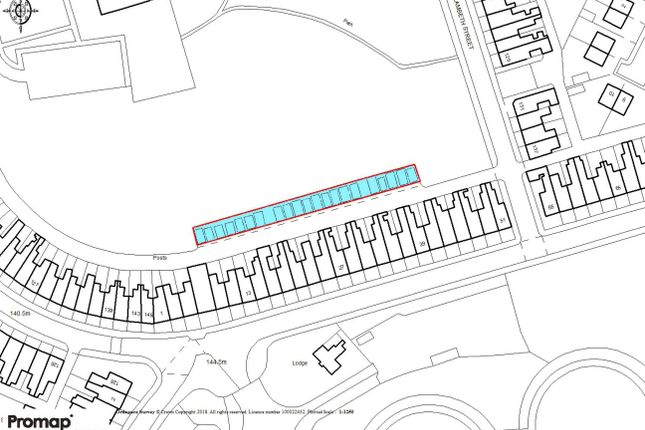 Thumbnail Land for sale in Audley Brickworks, Rochdale