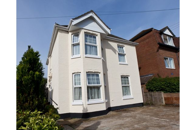 Thumbnail Detached house for sale in Cobbett Road, Southampton