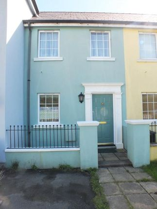 Thumbnail Terraced house to rent in Brookside Avenue, Johnston, Haverfordwest