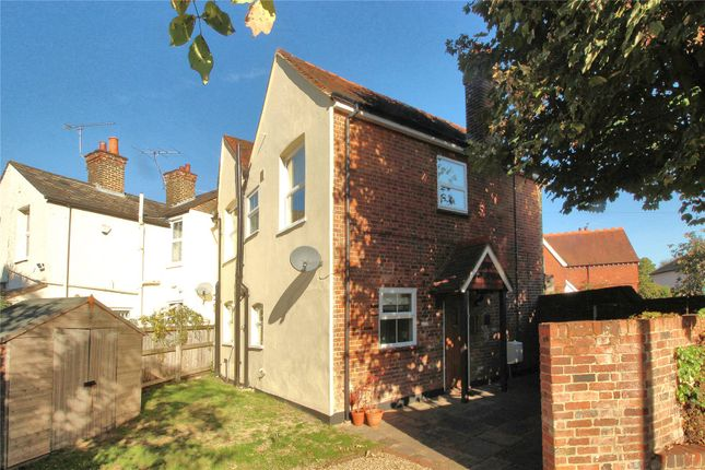 Thumbnail End terrace house for sale in Old Woking, Woking, Surrey