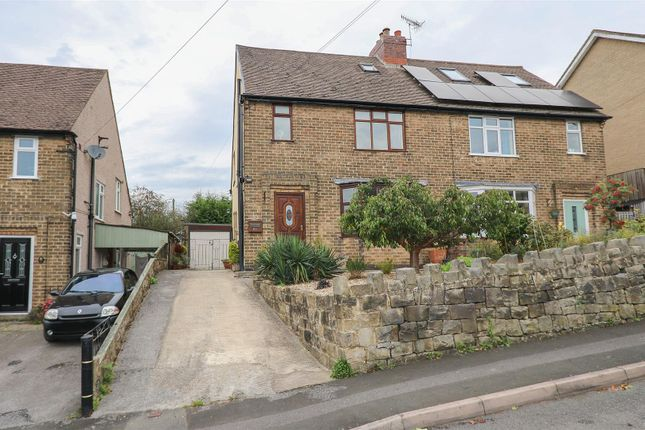 Thumbnail 3 bed semi-detached house for sale in Northwood Lane, Darley Dale