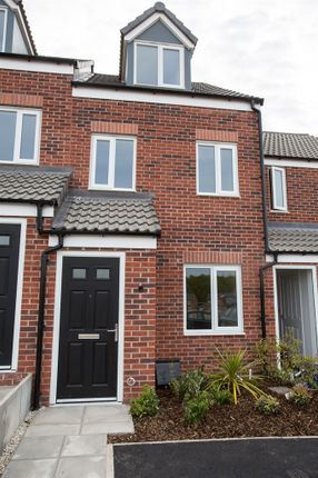 "Thumbnail Semi-detached house for sale in ""The Souter"" at Ward Road, Clipstone Village, Mansfield"