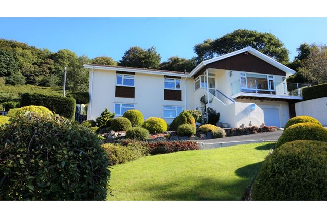 Thumbnail Detached bungalow for sale in Loveny Road, St Neot