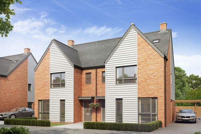 "Thumbnail Detached house for sale in ""Godinton"" at Repton Avenue, Ashford"