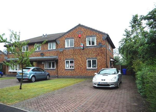Thumbnail Flat to rent in Tolkien Way, Hartshill, Stoke-On-Trent