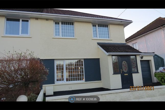 3 bed semi-detached house to rent in Heol Y Capel, Bridgend CF35