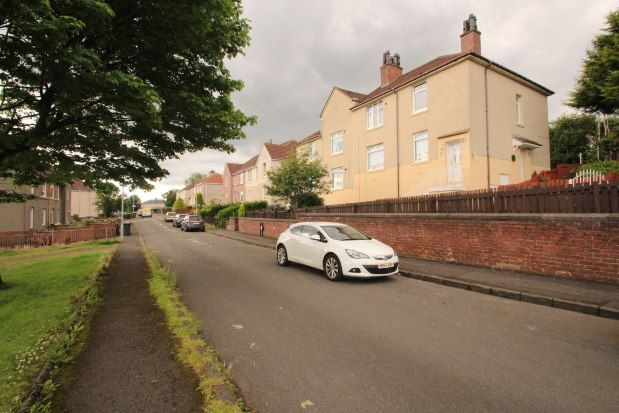 Thumbnail Flat to rent in Craighead Street, Airdrie