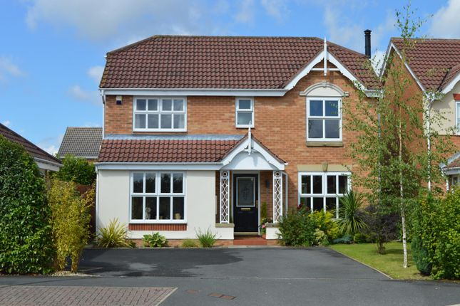 Thumbnail Detached house for sale in Woodbridge Avenue, Garforth, Leeds