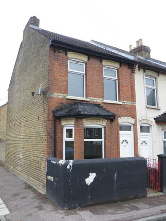 Thumbnail End terrace house for sale in Reform Road, Chatham