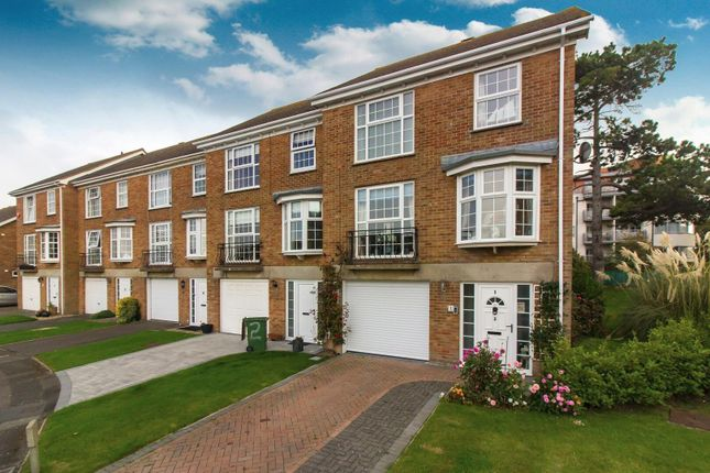 Thumbnail End terrace house for sale in Fisher Close, Hythe