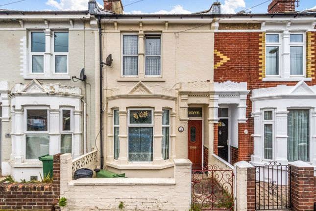 Thumbnail Terraced house to rent in Crofton Road, Portsmouth