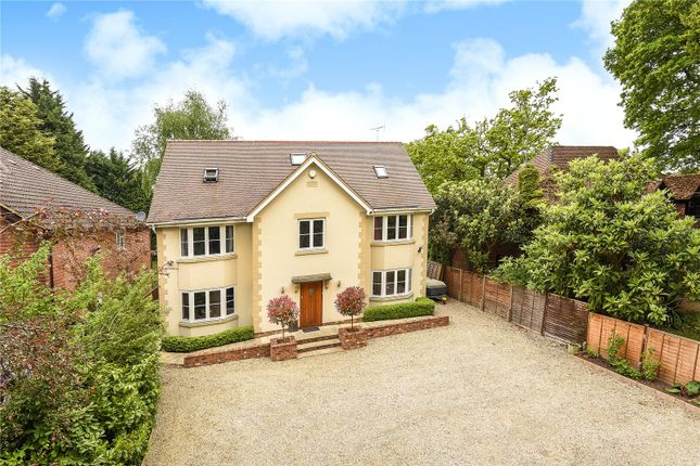 Thumbnail Detached house for sale in Finchampstead Road, Finchampstead, Wokingham, Berkshire