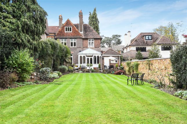 Thumbnail Property for sale in Park Road, Nascot Village, Hertfordshire