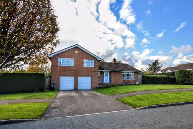 Thumbnail Detached house for sale in Ludborough Park, Ludborough